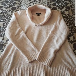 NWOT Style & Co Cowl Neck Sweater Sz XL